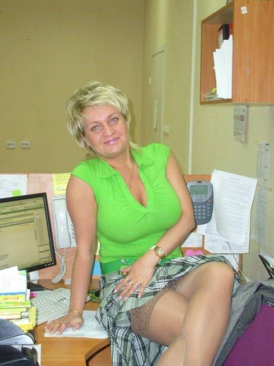фото частное русские женщины