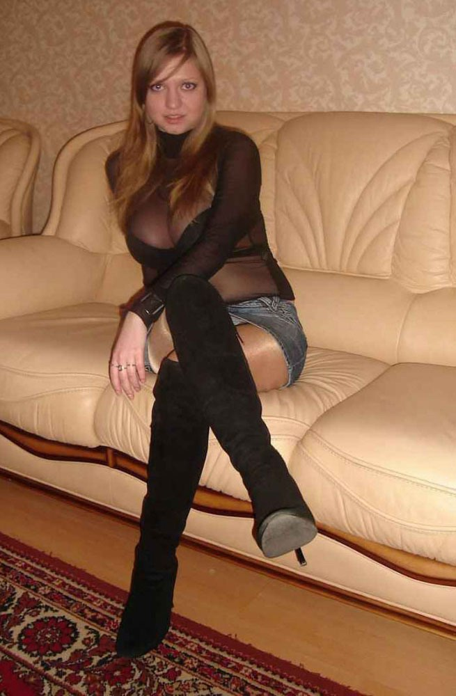 фото частное ножки в чулках